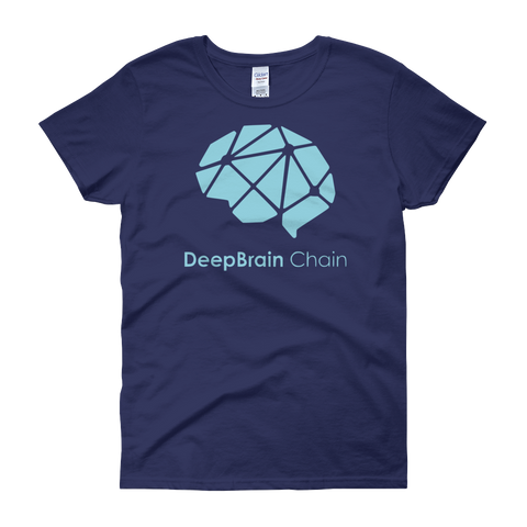 DeepBrain Chain Women's short sleeve t-shirt