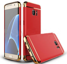 New luxury ultra thin 3 in one hard Covers cases latest hot selling designs for samsung s8
