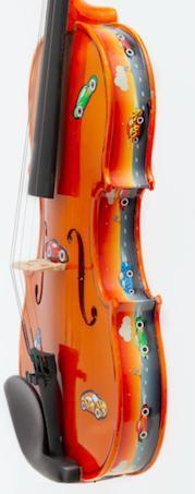 Rozanna's Violins 4/4 Race Car Violin