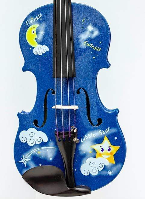 Rozanna's Violins 4/4 Twinkle Star Violin Outfit