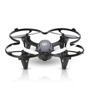 2.4GZ 4 CH Black Quadcopter Mini RC Drone with HD Camera