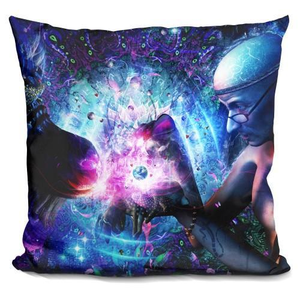 A Spirits Silent Cry Pillow