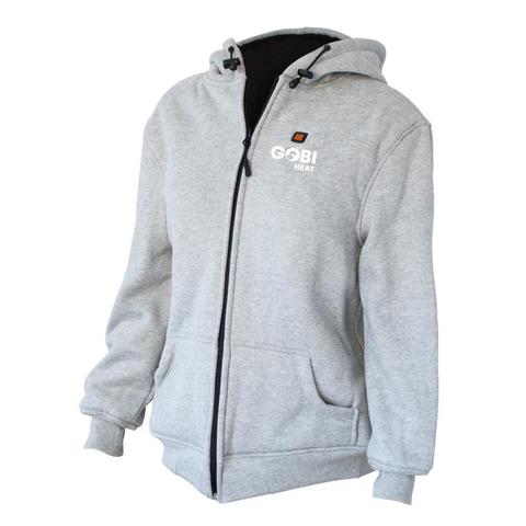 Ridge Womens 3-Zone Heated Hoodie