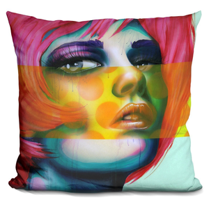 A Beautiful Indifference Pillow