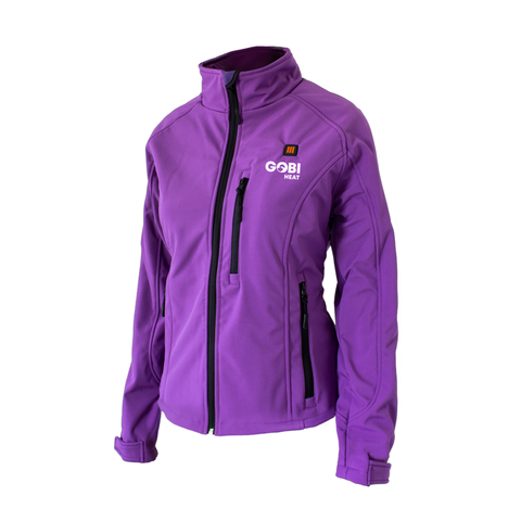 Sahara Womens 3 Zone Heated Jacket