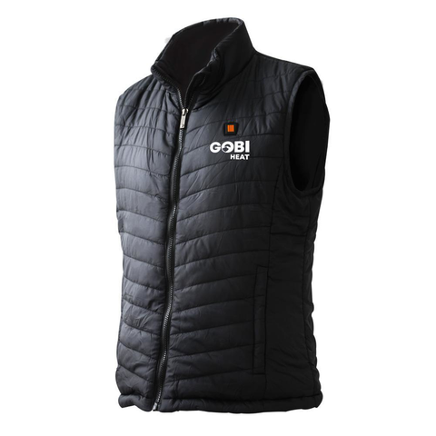 Dune Mens 3 Zone Heated Vest