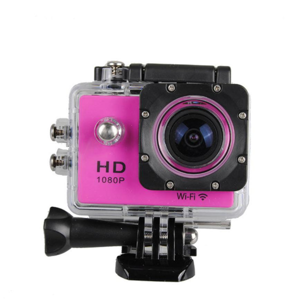Waterproof WiFi 1080P HD Sports Camera