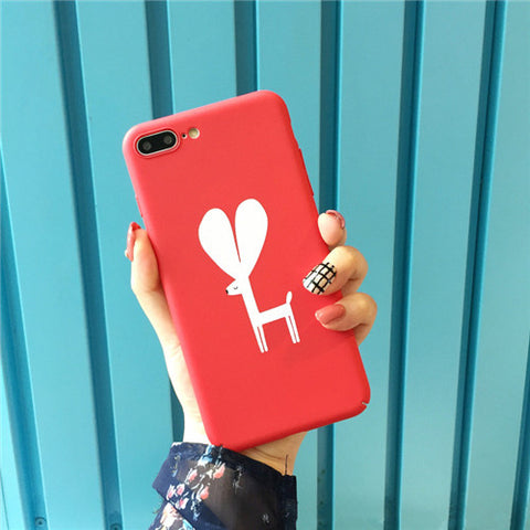 Cute Case for iphone 6, 6s, 6 plus, 7, 7 plus, 8 and 8 plus