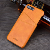 All Leather Wallet Case for Iphone 7, 7 plus, iphone 8 and iphone 8 plus