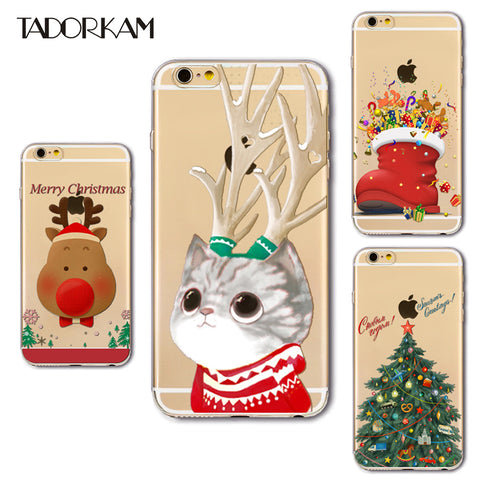 Christmas Theme Case for ALL iphone 6--7 and 8