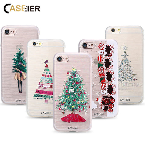 CHRISTMAS is covering you ALL iphone 6-7 and 8