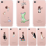Cute Animal case for ALL iphones