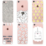 MEWWW case for ALL iphone 5-6-7-8 and X