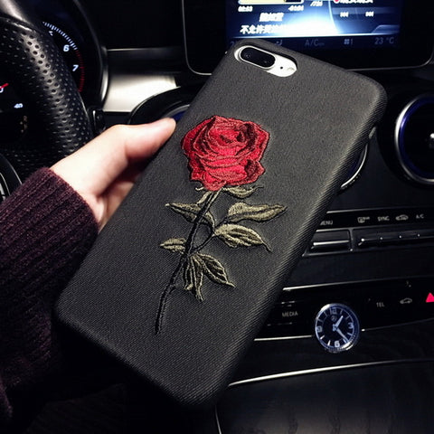 Rose and Love for all iphone 6-7-8 and X