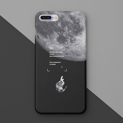 Space love for iphone 8 and 8 plus