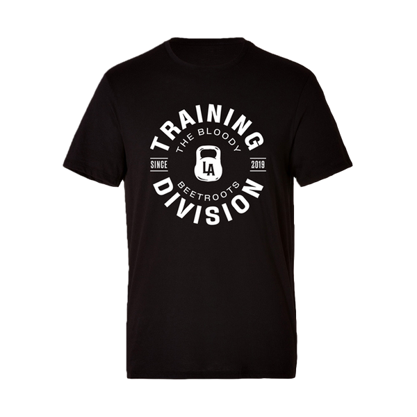 Black and White Training Tee
