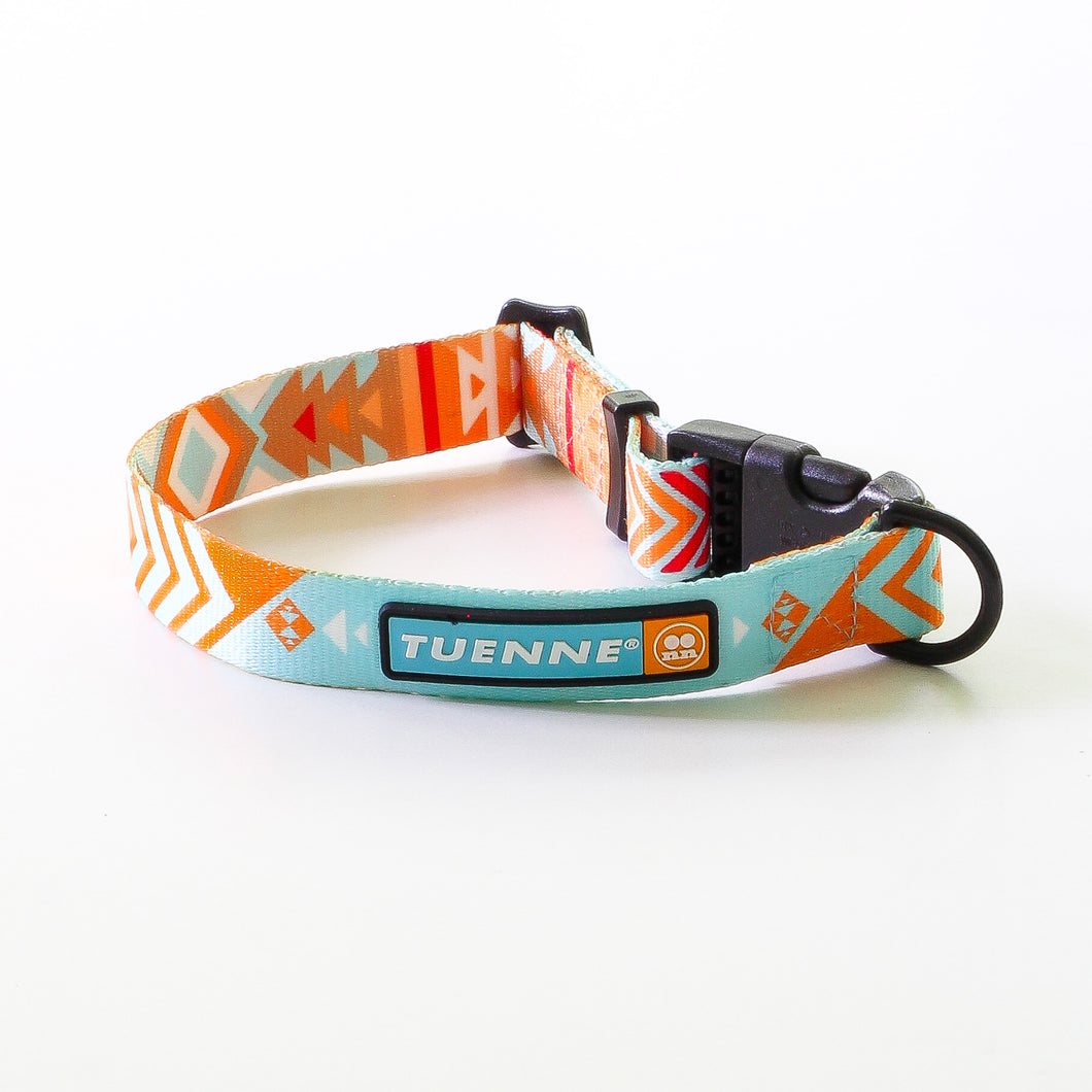 tuenne southwest aztec native dog collar