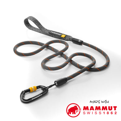 mammut rope dog leash carabiner