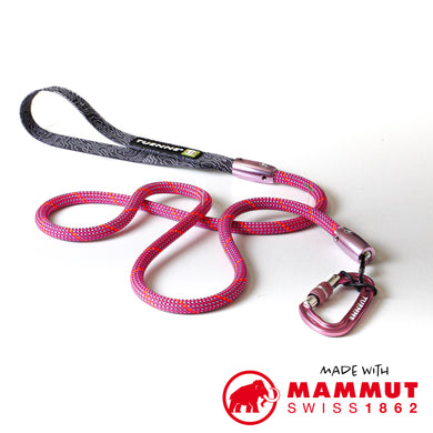 Mammut™ Super Pink Zen Dry Rope Leash 9.5mm