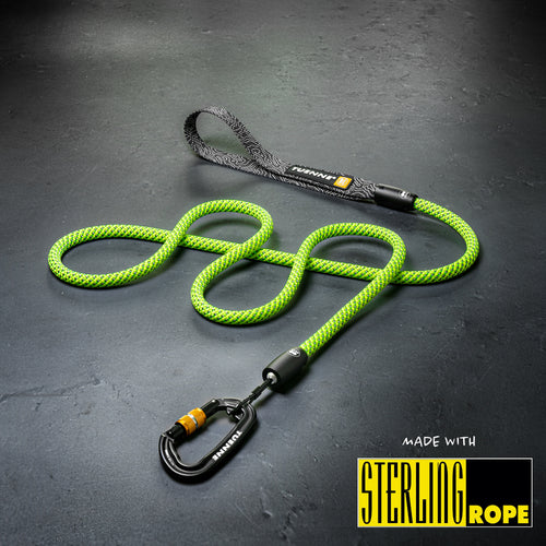 rope dog leash carabiner