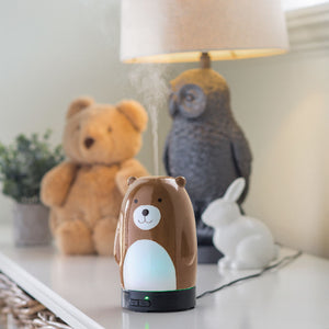 Teddy Bear Ultrasonic Mist Diffuser