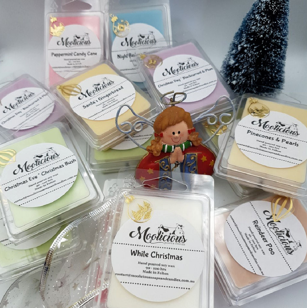 Christmas Soy Wax Melts