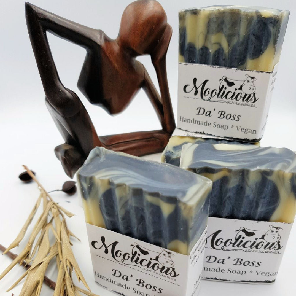 Da' Boss Handmade Soap