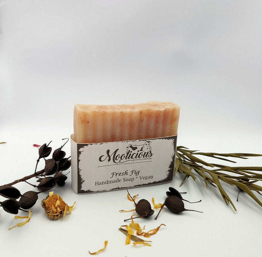 Fresh Fig Handmade Soap