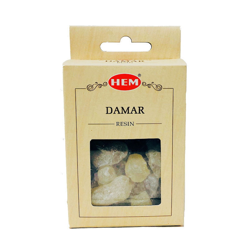 Damar Resin Incense