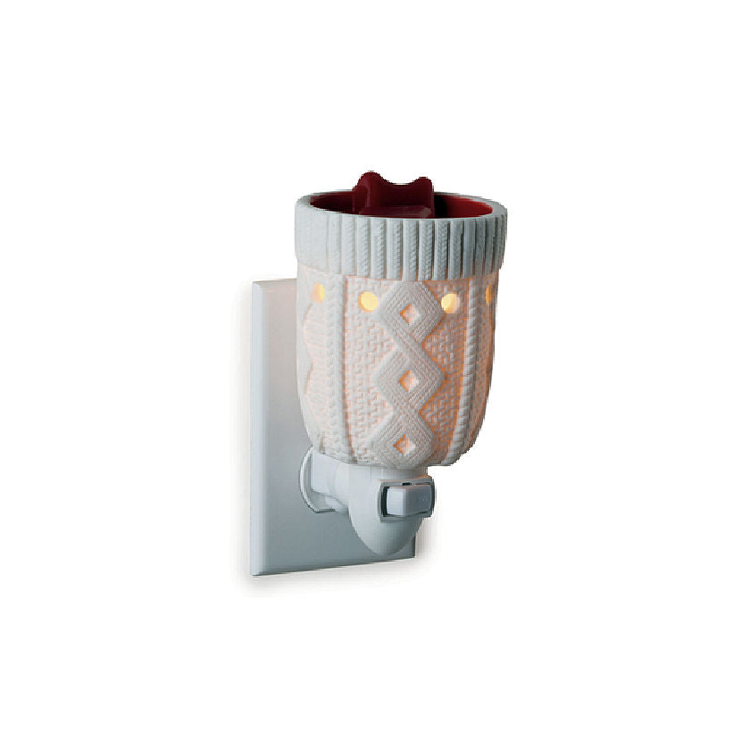 Holiday Stocking Pluggable Candle Warmer