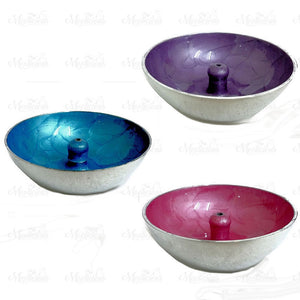 Incense Holder Aluminium Dish