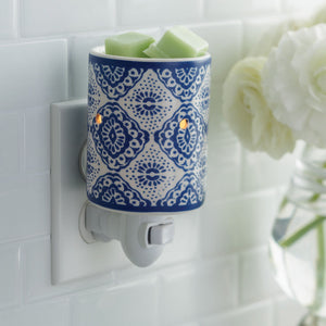 Indigo Pluggable Wax Warmer