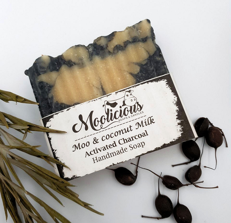 Moo & Coconut Milk Handmade Soap
