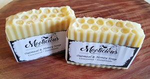 Oatmeal & Honey Artisan Soap