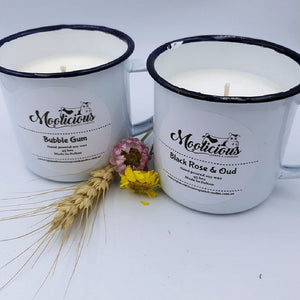 Soy Wax Mug Candles