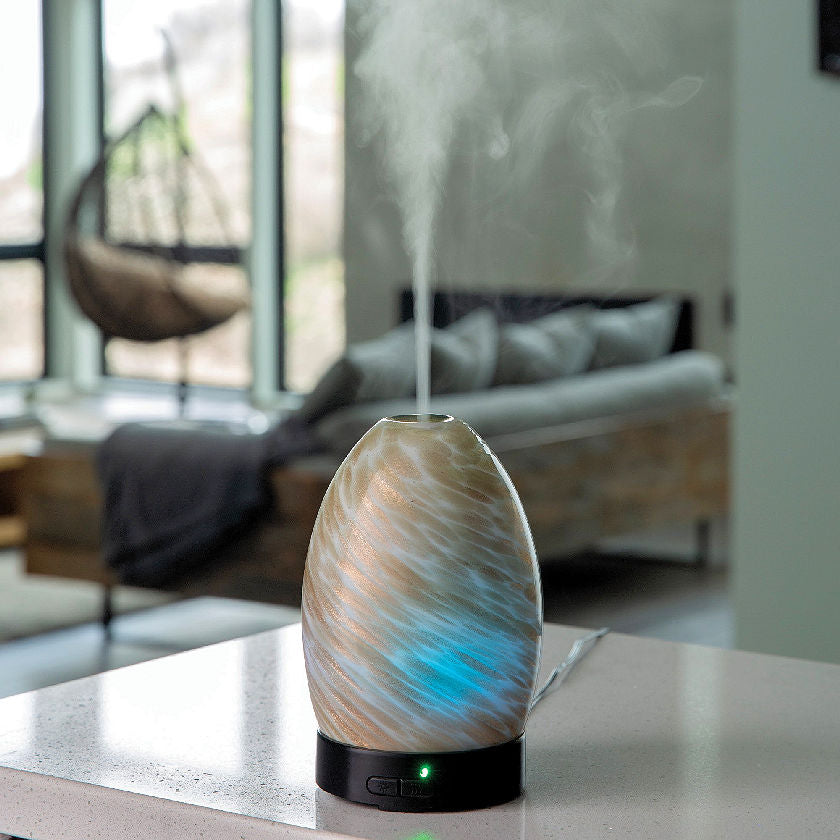 Sparkling Sands Ultrasonic Aroma Mist Diffuser