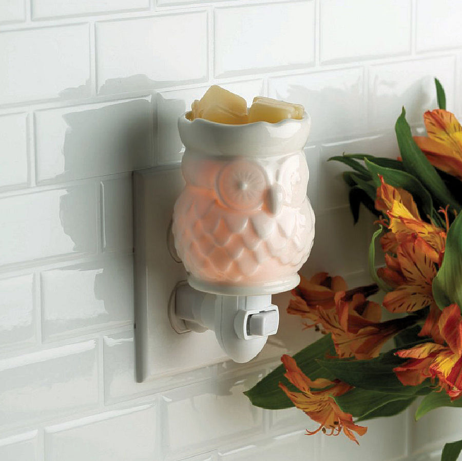 White Owl Pluggable Wax Warmer