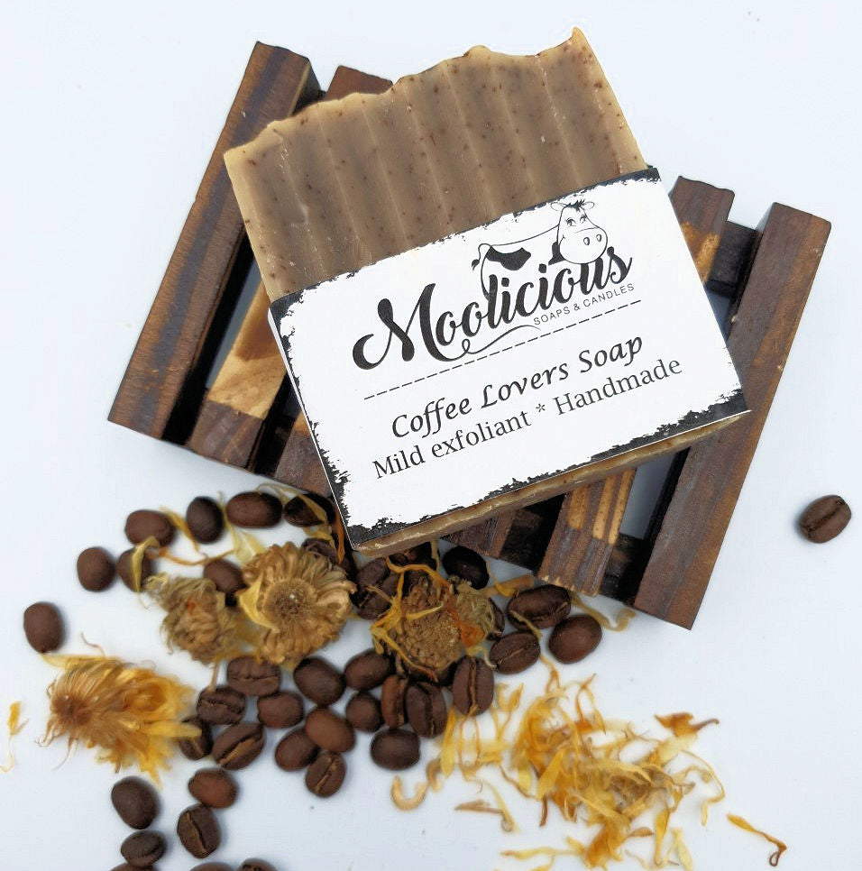 Coffee Lovers Handmade Soap