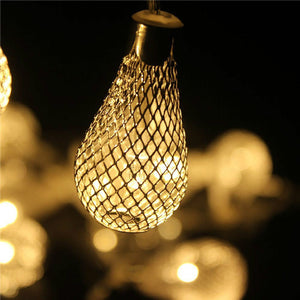 Garden Party Battery Operated Fairy Lights