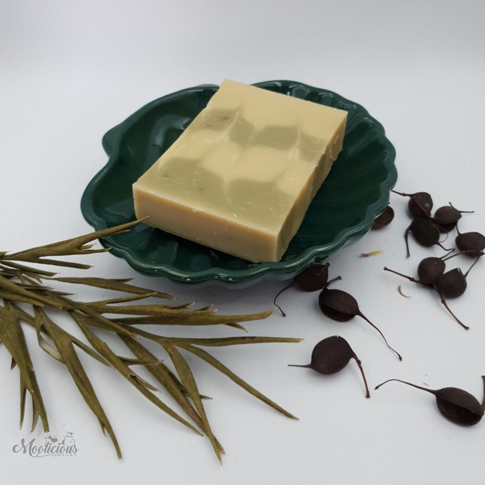 Lemongrass Goddess Handmade Soap