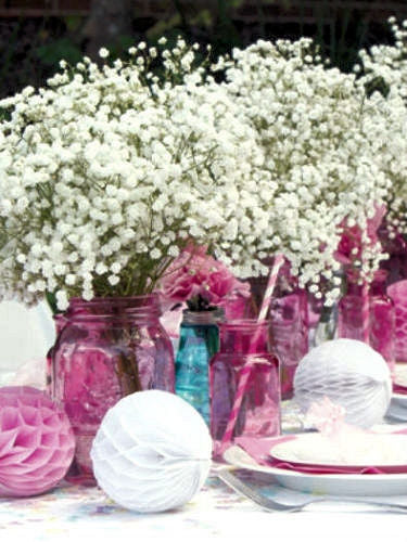 Light Bulb Shape Flower Vases