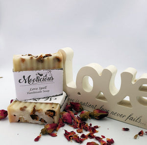 Love Spell Handmade Soap