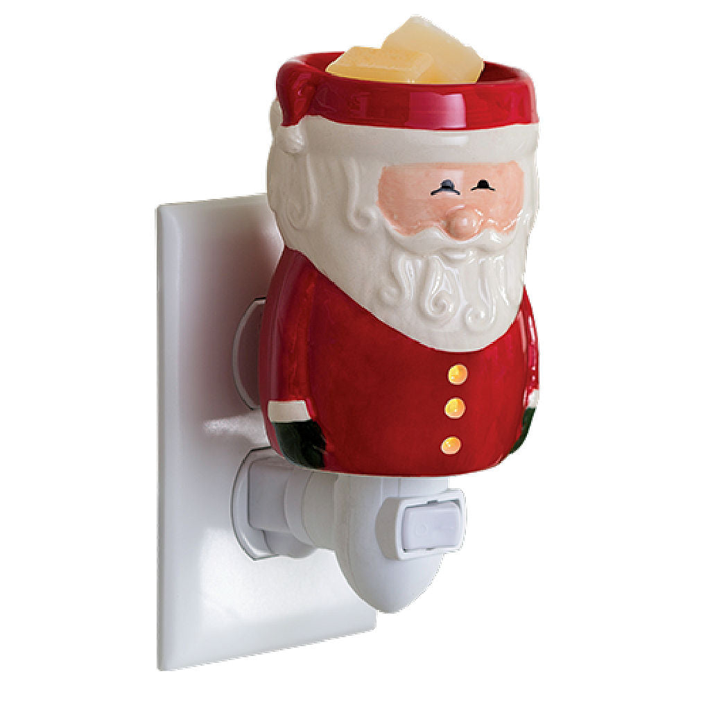 Santa Claus Pluggable Wax Warmer