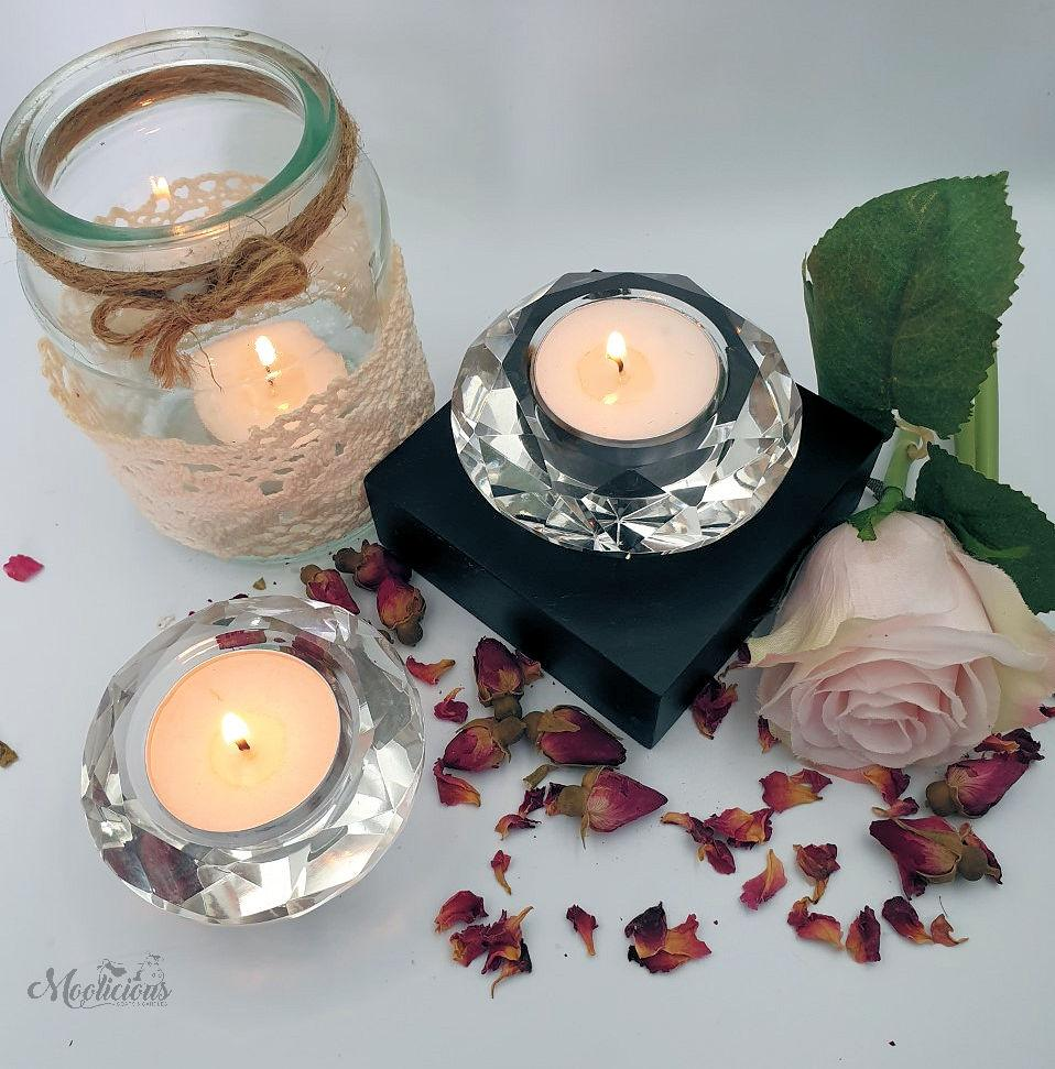 Soy Wax Tealights Unscented