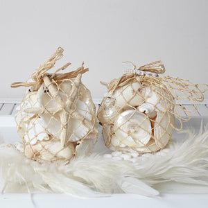 White & Pearl Mixed Shells Pack