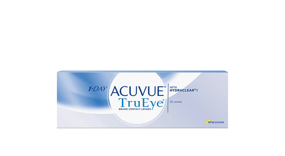 Johnson & Johnson 1 Day Acuvue TruEye Contact lens