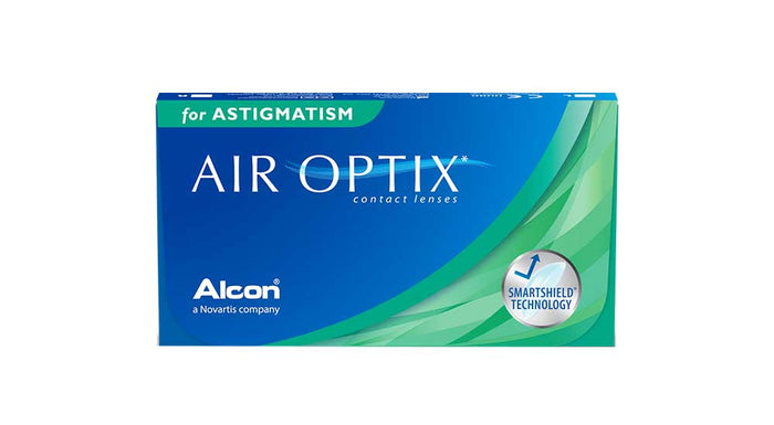 Air Optix Astigmatism Monthly Contact Lens (3 lenses/box)