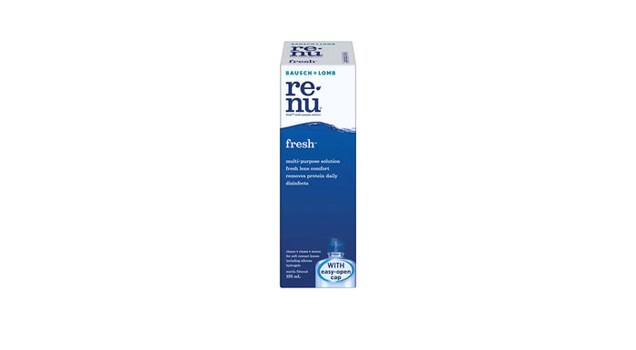 Bausch & Lomb Renu Fresh 120ml
