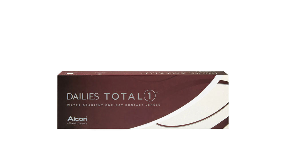 Alcon Dailies Total 1 Daily Disposable Contact lens (30lenses/box)