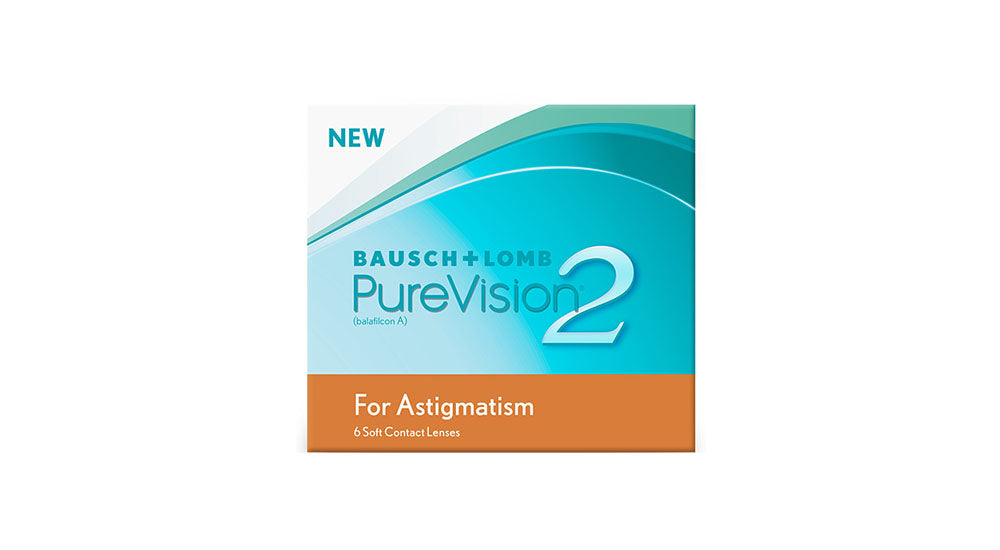 Bausch & Lomb PureVision 2 HD Toric Contact lens